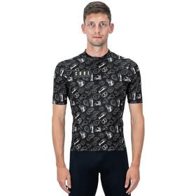 Cube Blackline CMPT Maglietta a Maniche Corte Uomo, black